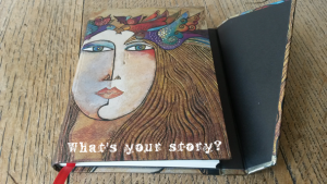 what's your story small